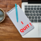 How to resign from your job