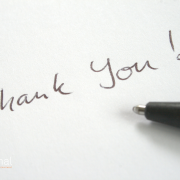 Thank you Letter after your job interview