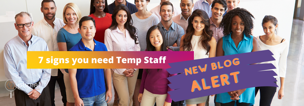 7 signs you need temp staff